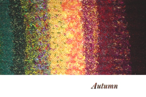 The Autumn color sequence