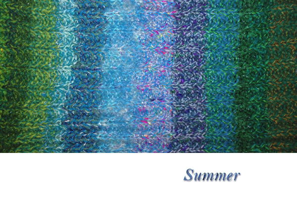 The Summer color sequence