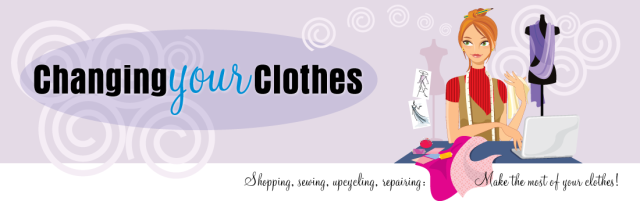 Changing Your Clothes blog