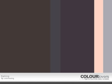 Barking palette