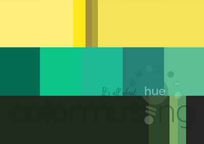 Birthstones II color palette collection