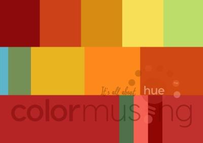 Market Tomatoes palette set