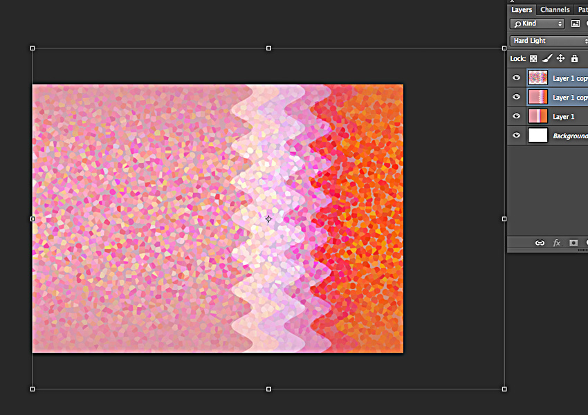 Centering the gradients.