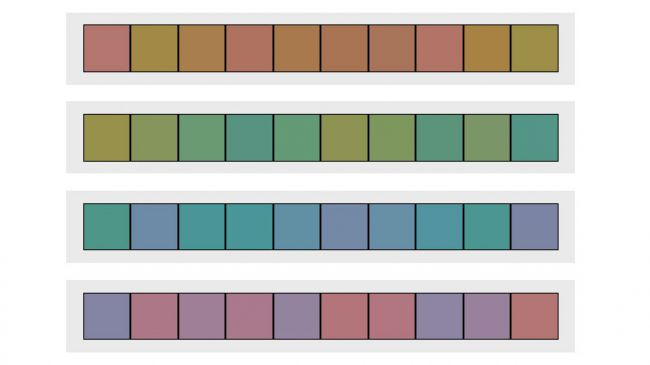 Pantone color IQ test